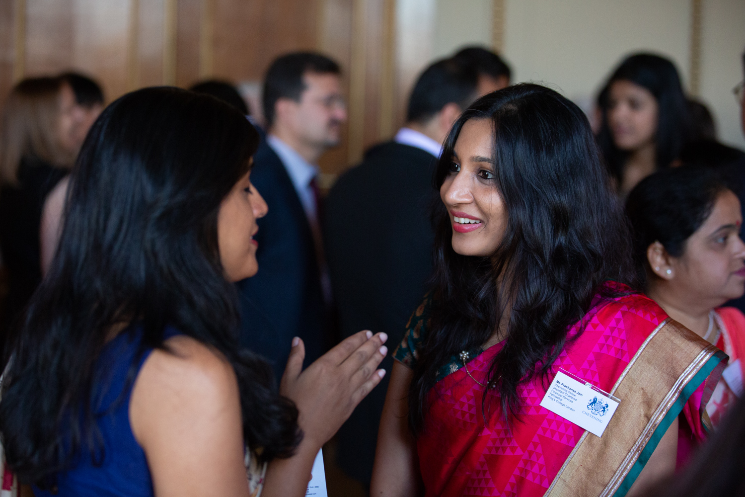Prashansha Jain - a Financial Services Fellow - in conversation