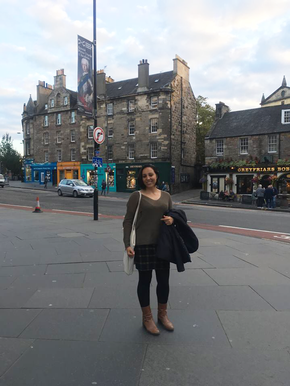 Dalal in Edinburgh