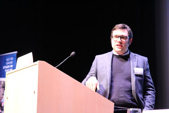 Dr Alberto Marzucchi