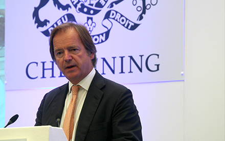 Minister Hugo Swire