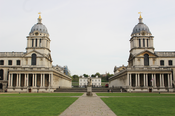 Campus at the University of Greenwich