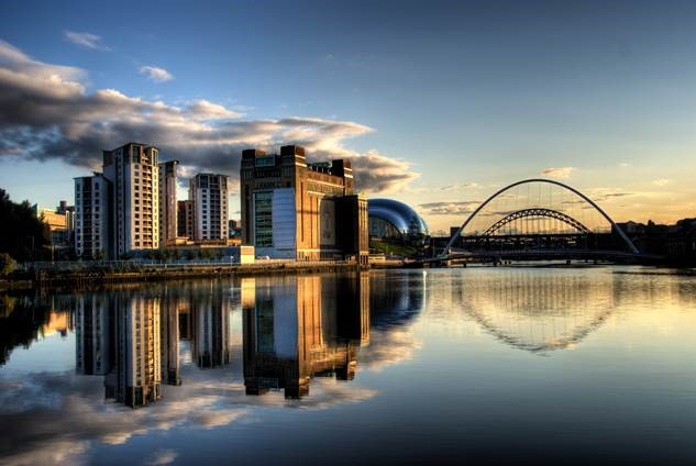 Newcastle quayside by Wilka Hudson | Creative Commons 2.0