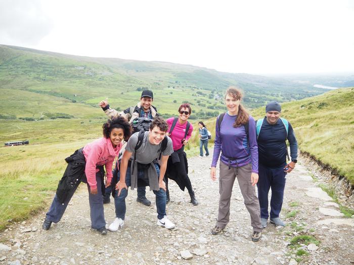 Mount Snowdon Chevening Scholars