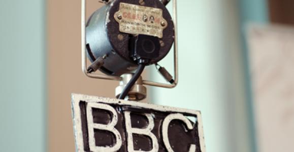 BBC microphone