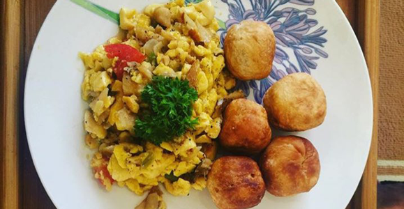 Jamaican ackee and saltfish recipe chevening for Salt fish ackee