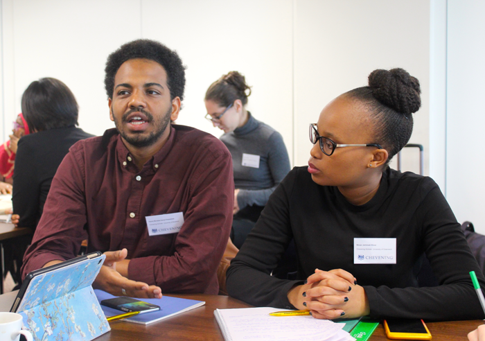 Scholars learn about sustainability at the University of Sheffield