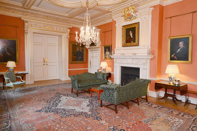 Terracotta Room - Crown Copyright image