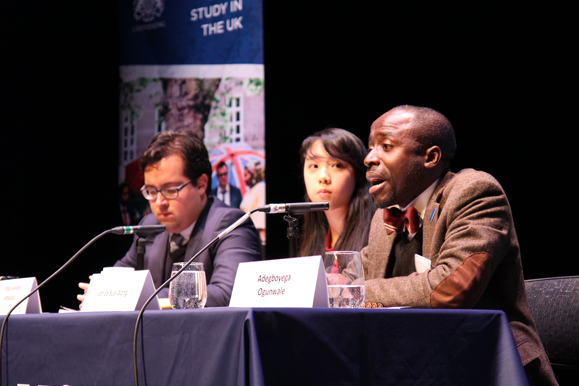 Chevening Debate team