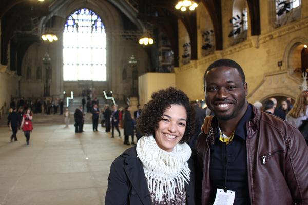 Scholars in the Houses of Parliament