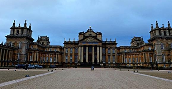 8cef657f326e  Beautiful  Blenheim Palace inspires scholars