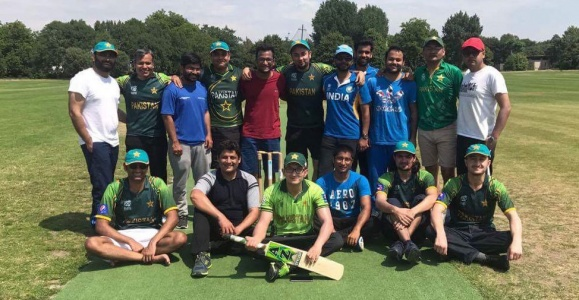 indian and pakistani cheveners play for peace chevening